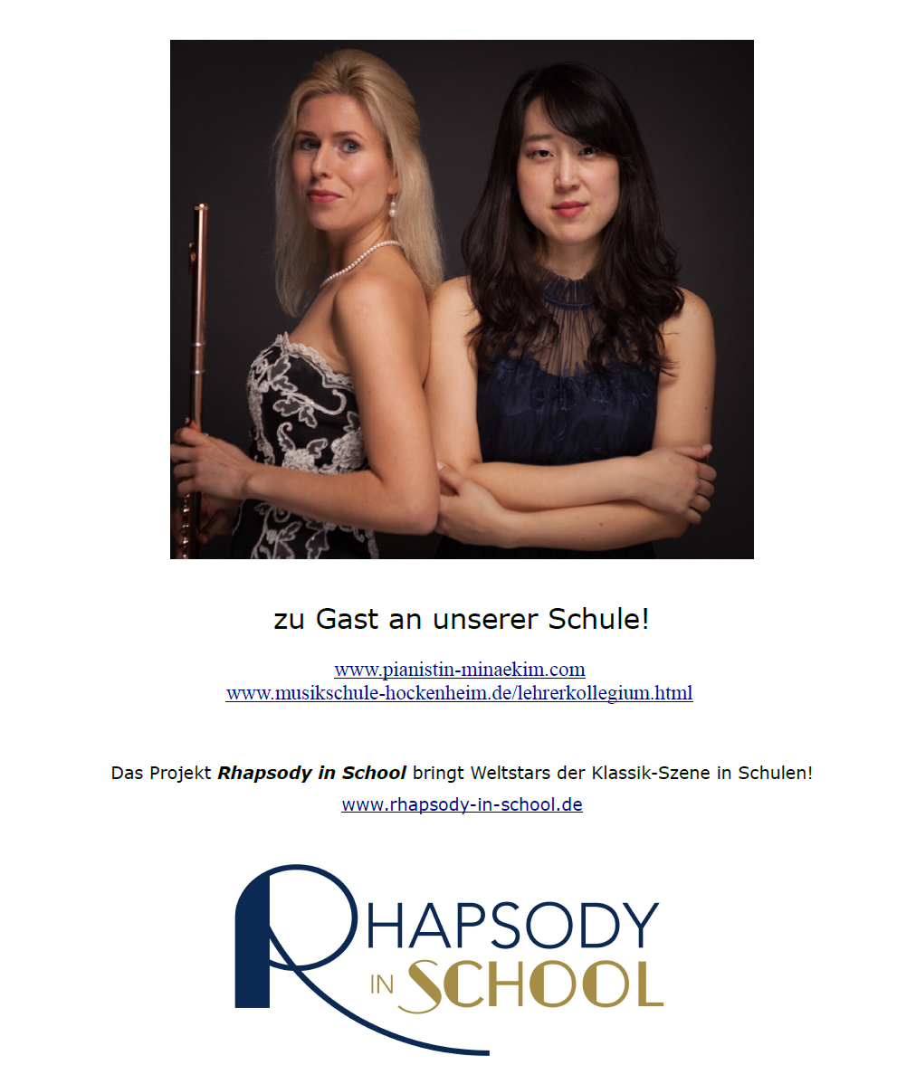 Rhapsody in SAchool